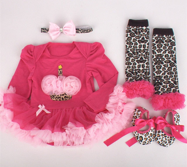 b852a26b8e4be Baby Costumes - Infant Toddler baby Girls First Christmas Outfits - Blindly  Shop