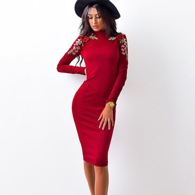 Pencil Dress for women - Blindly Shop
