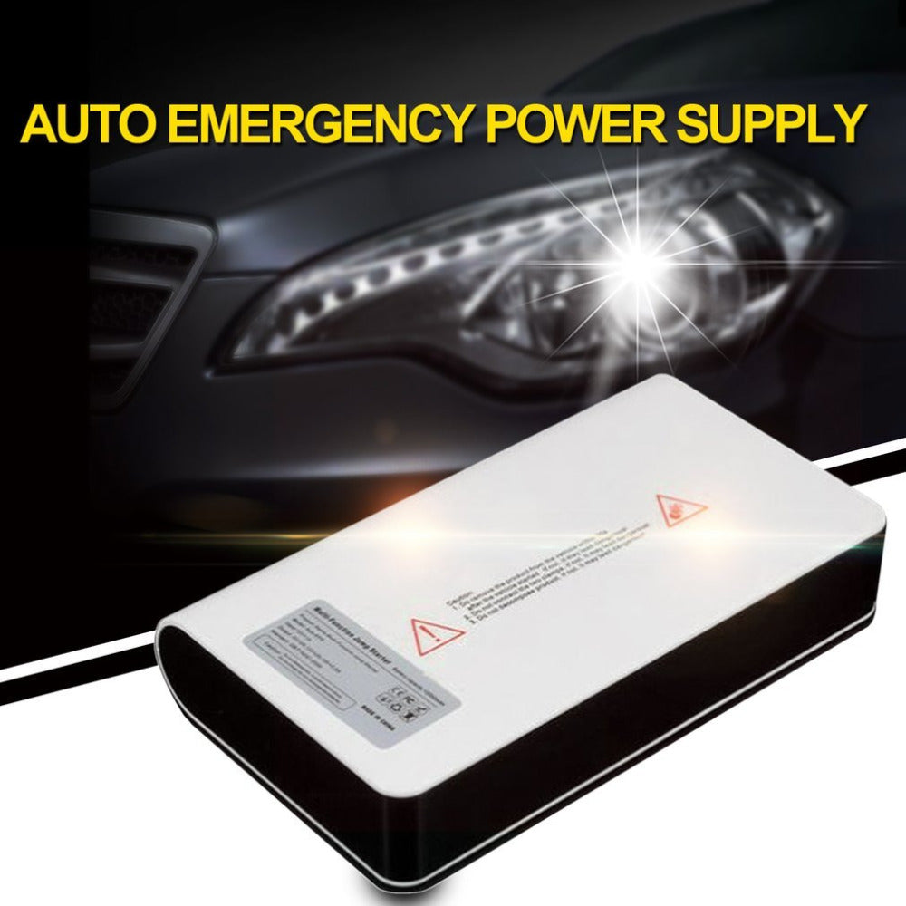 Large Capacity Car multi functional Jump Starter - Blindly Shop