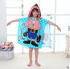 Children Cartoon Baby Hooded Bath Towel - Blindly Shop