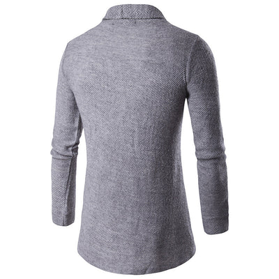 Men Long Sleeve Sweater - Blindly Shop