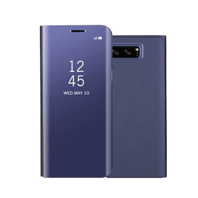 Clear View Smart Flip Case For Samsung Galaxy S9 S9 Plus S8 S7 Edge Note 8 - Blindly Shop
