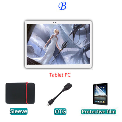 Octa Core 10.1 Inch Android tablet  Computer - Blindly Shop