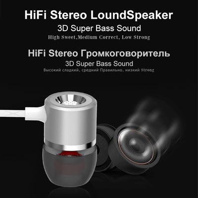 Type C HiFi Stereo Headphone With Mic - Blindly Shop