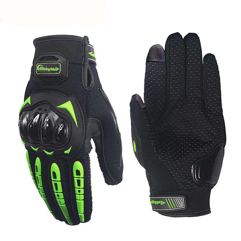 Breathable Protective  Touch Screen Moto Gloves(Bikers Glove) - Blindly Shop
