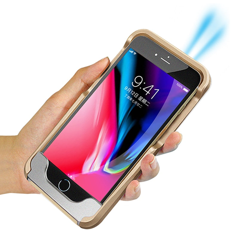 Latest Advanced iPhone HD Projector - Premium Smart Phone HD Advanced Case Projector - Blindly Shop