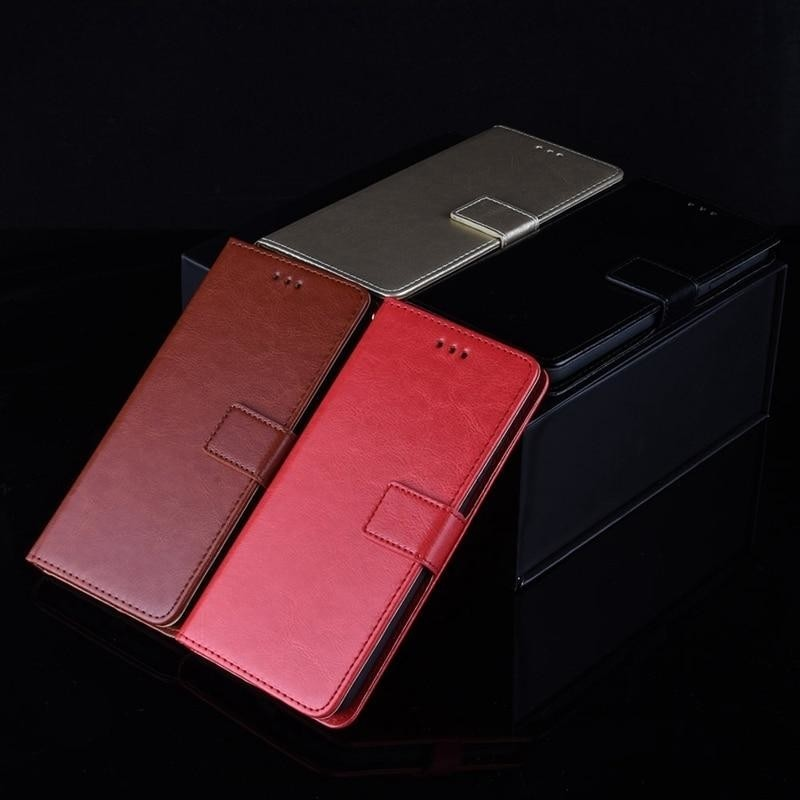 Luxury PU Leather wallet Cover / Case on for galaxy A series - Blindly Shop
