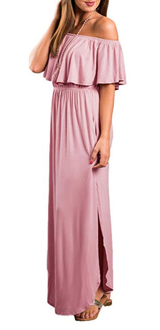 Wish For The Best Maxi Dress
