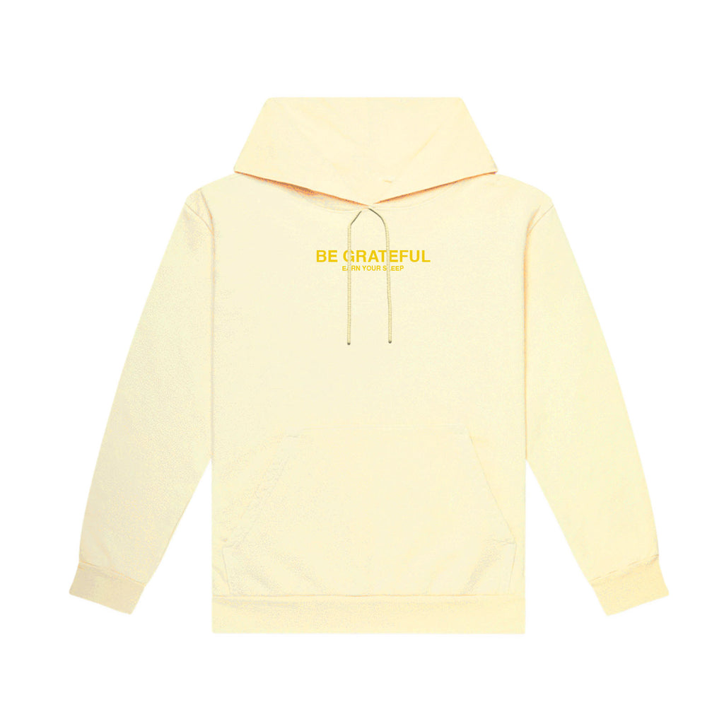 BE-E GRATEFUL Hoodie (APRICOT)