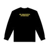 BE GRATEFUL EVERYDAY CREWNECK (BLACK)