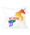 Rainbow No Shame Cushion
