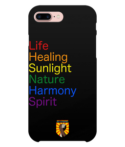 Rainbow Colours Meaning iPhone 7 Plus Case