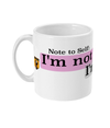 I'm not cheap Mug