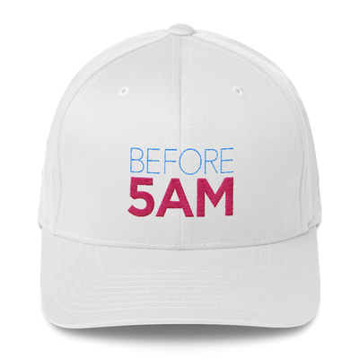 The Classic Before 5am Hat - Flex Fit