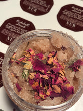 Pink Salt Scrub -  Face And Body