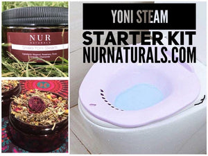 Shakti Yoni Steam Starter Kit