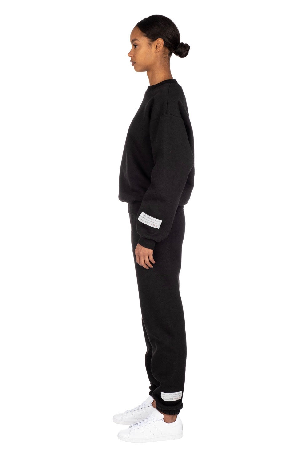 UNISEX SWEATPANTS - Black