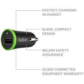 THE BELKIN DIFFERENCE