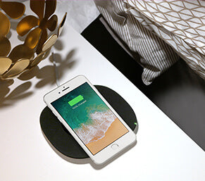 Wirelessly Charge Your Mobile Devices