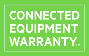 £30,000 Connected Equipment Warranty