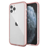 X-Doria Genuine Defense Glass Plus iPhone 11 Pro Pro Max Clear, Rose Gold
