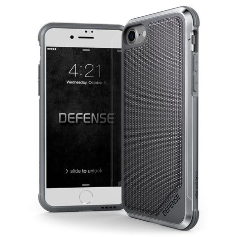 X-Doria Defense Lux Apple iPhone 7/8 Grey Nylon