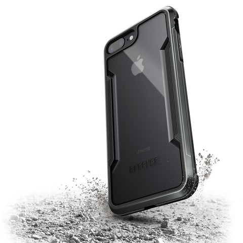 X-Doria Defense Shield iPhone 7/8 Plus Black