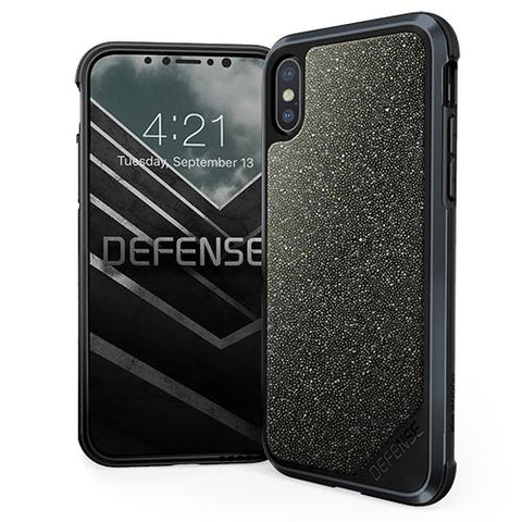 X-Doria Defense Luxury Drop Certified 3M Crystal Apple iPhone X XS