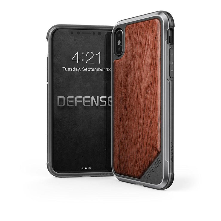 X-Doria Defense Lux 3M Drop Certified Case Apple iPhone X/XS - Mobile Technica