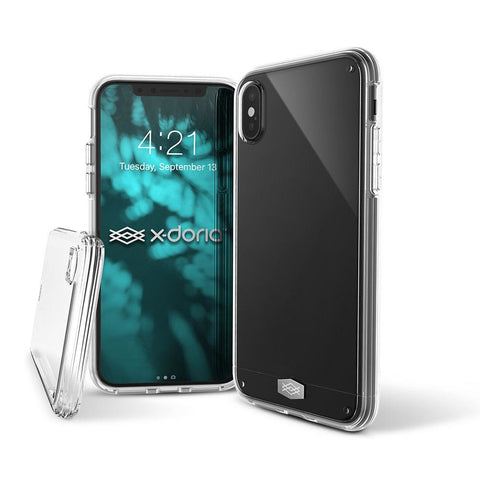 X-Doria Clearvue for Apple iPhone X Transparent