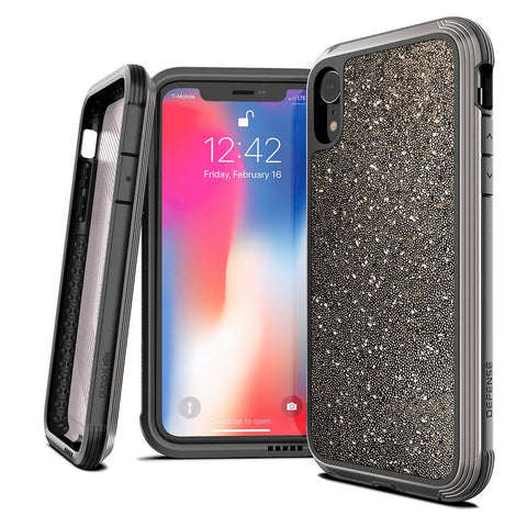 X-Doria Defense Lux  Apple iPhone XR Glitter