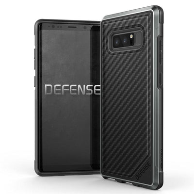 X-Doria Defense Lux Samsung Note 8 Black Carbon