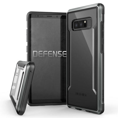 X-Doria Defense Shield Samsung Galaxy Note 8 Black