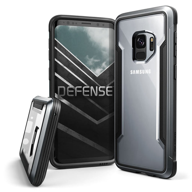 X-Doria Defense Shield Samsung Galaxy S9 Black