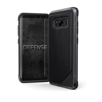 X-Doria Defense Lux Case Samsung Galaxy S8 Plus - Mobile Technica