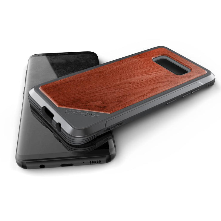 X-Doria Defense Lux for Samsung Galaxy S8 Plus Wood
