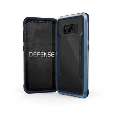 X-Doria Defense Shield for Samsung Galaxy S8 Plus Blue