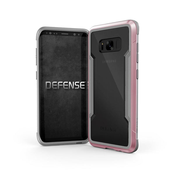 X-Doria Defense Shield for Samsung Galaxy S8 Plus Rose Gold