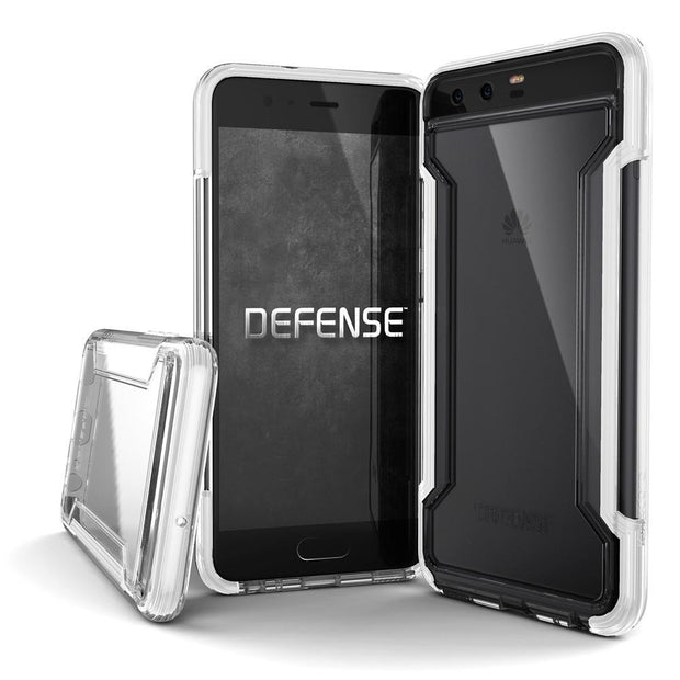X-Doria Defense Clear for Huawei P10 White