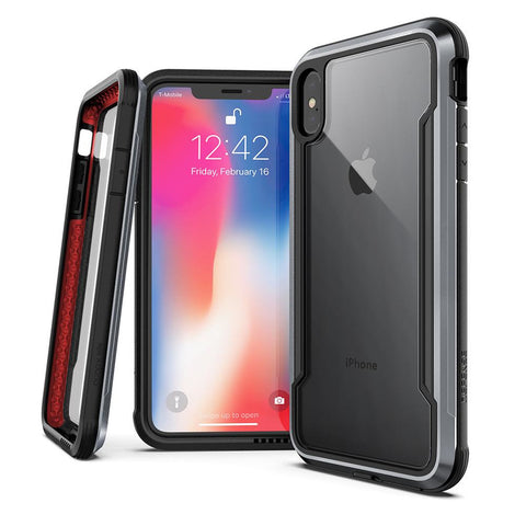 X-Doria Defense Shield Droptested 6M Case Apple iPhone X/XS