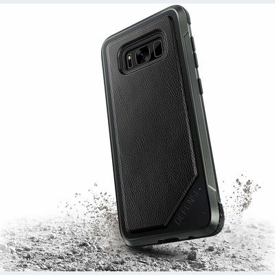 X-doria Defense Lux Protective Case Samsung Galaxy S8 - Mobile Technica
