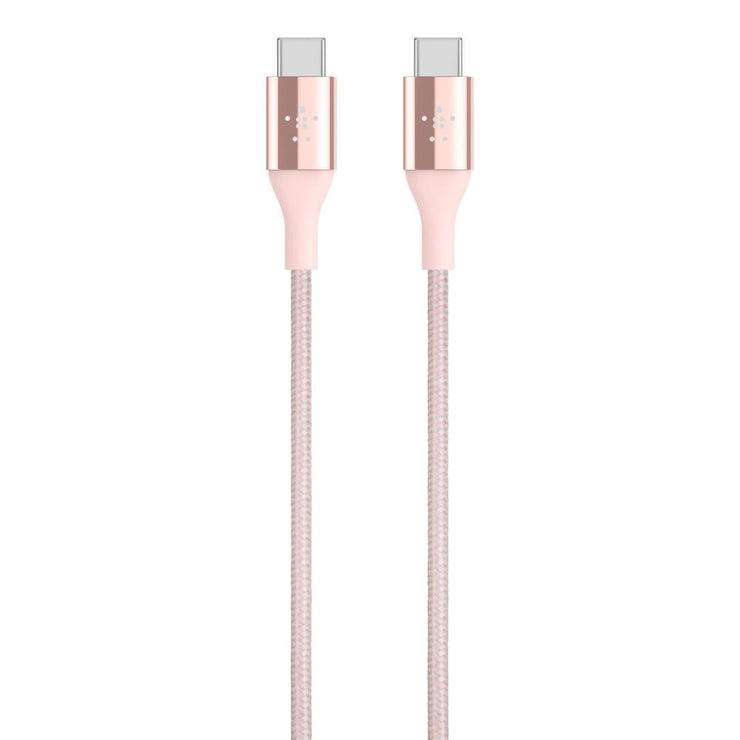 BELKIN MIXIT↑™ DURATEK DUPONT KEVLAR USB-C to USB-C Cable - Mobile Technica
