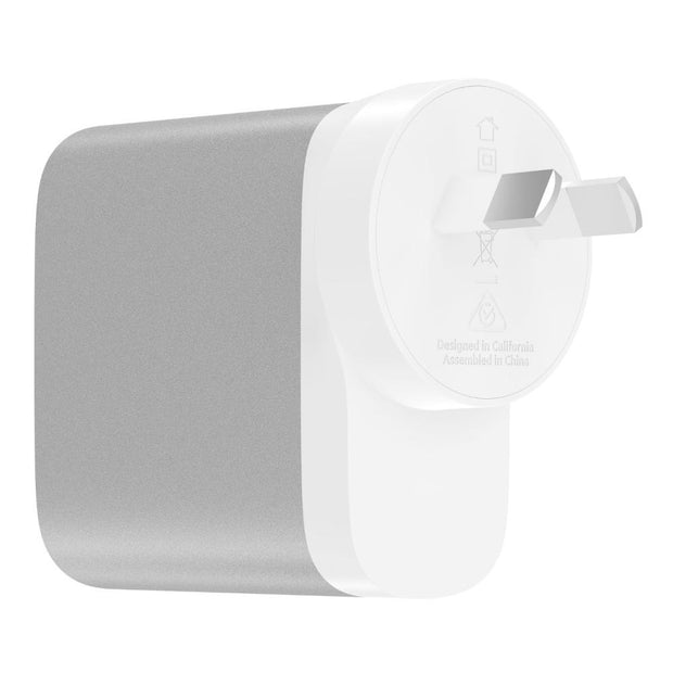 BOOST↑CHARGE™ 27W USB-C™ + 12W USB-A Home Charger