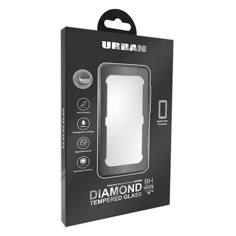 Urban Diamond Glass Screen Protector Note 10/Note 10+  Full Coverage