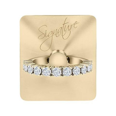 GPEL allurRing Signature Swarovski Crystal Ring