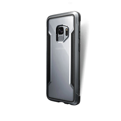 Samsung Galaxy S9 Defense Shield Black - Mobile Technica