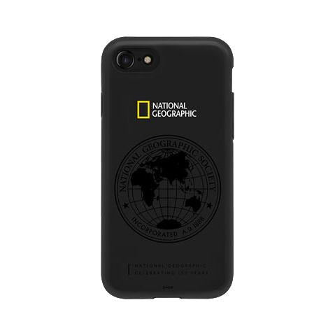 National Geographic Double Protective Case Apple iPhone 7/8 Black