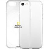 National Geographic Crystal Clear Case Apple iPhone 7/8 Plus Transparent