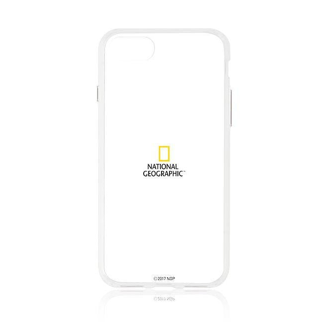 National Geographic Crystal Clear Case iPhone 7 Plus/8 Plus - Mobile Technica