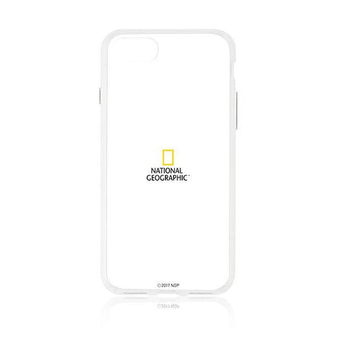 National Geographic Crystal Clear Case Apple iPhone X Transparent